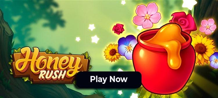 play Honey-Rush at Lilibet casino