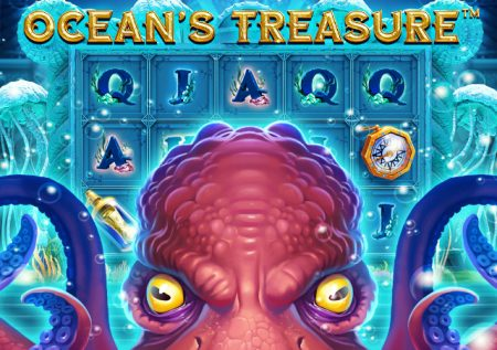 Dive for an Underwater Adventure in the Ocean's Treasure Slot Game