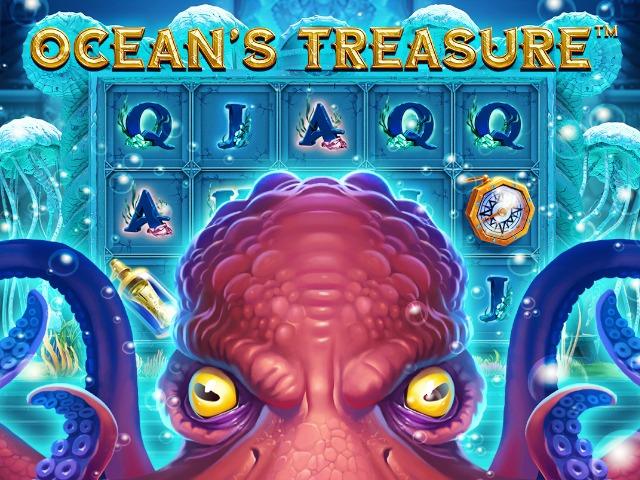 Underwater Adventures With Ocean's Treasure Slot