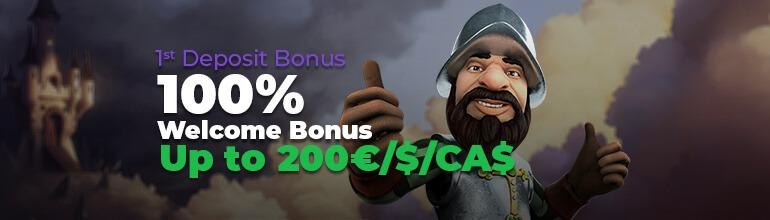 lilibet welcome bonus