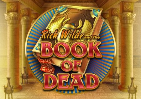 Rich Wilde is Back in the Book of Dead