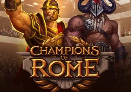 Check Out the Gladiators in Action in the Champions of Rome Slot
