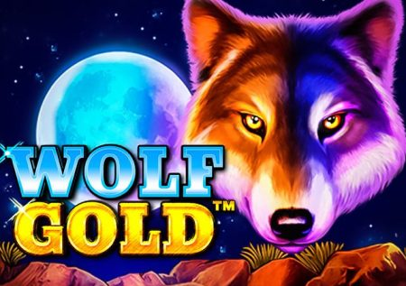 Win the Mega Jackpot in The Wolf Gold Slot