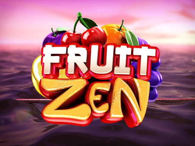 Relax and enjoy the views of FRUIT ZEN