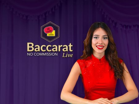 No Commission Baccarat – Rules & Payouts