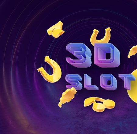 Play 3D Slot Games at Lilibet Casino