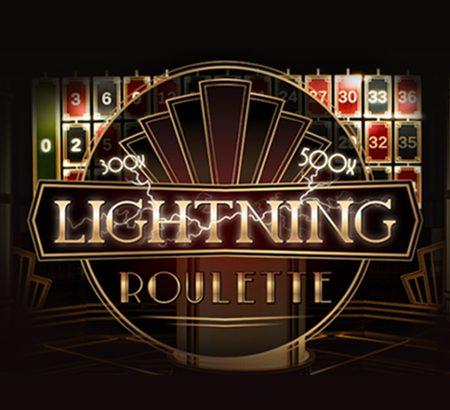 Lightning Roulette – Evolution's New Release