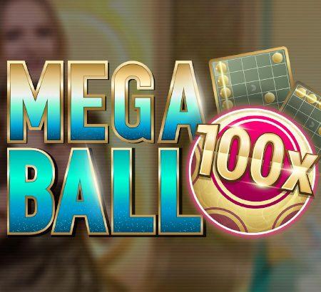 Mega Ball- Bingo-Style Live Game