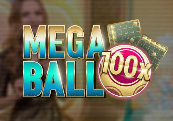 New Release – Bingo-Style Live Game – Mega Ball