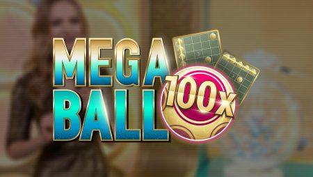 live-casino-megaball-evolution-gaming-logo