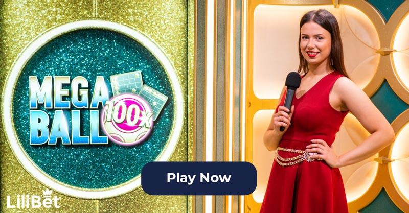 mega ball evolution gaming lilibet casino