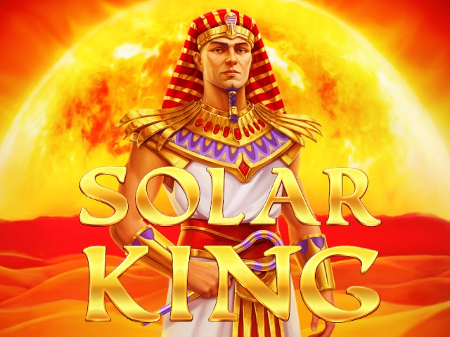 Egyptian Empire is Expecting You in Solar King