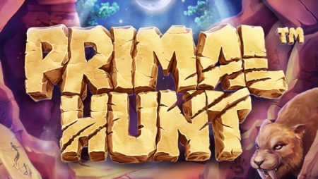 Travel Back In Time with Primal Hunt Slot