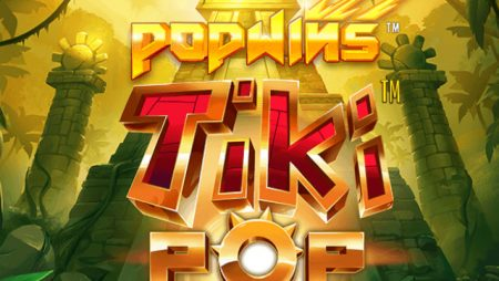 Win up to 32 000 x Bet with TikiPop™ Slot