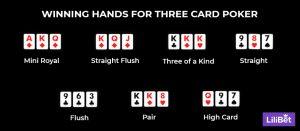 Winning-hands-3-cards-poker