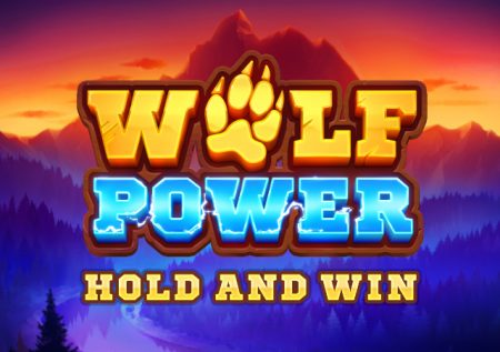 Wildlife Adventures in Wolf Power: Hold and Win