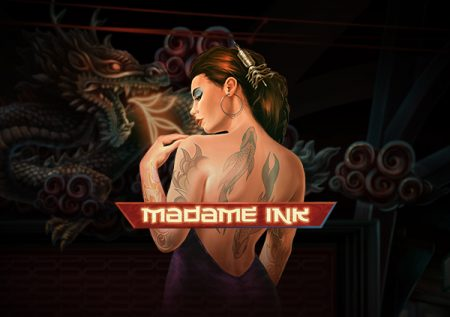 Madame Ink, An Artsy Masterpiece from Play'n Go