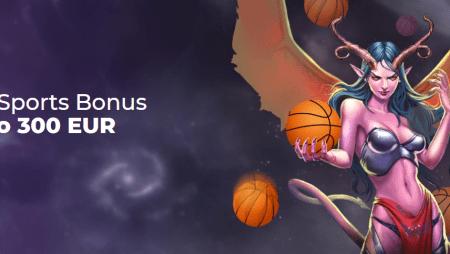 Welcome Sports Bonus