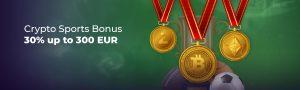 Crypto Sports Bonus