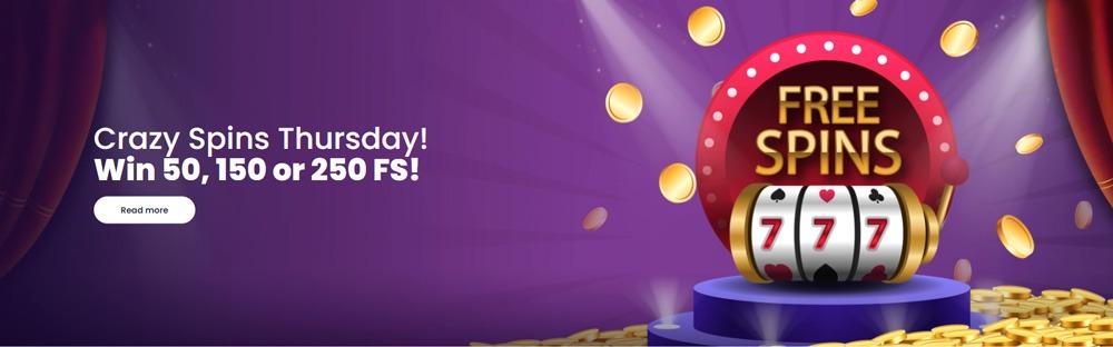 crazy-spins-thursday-lilibet-casino