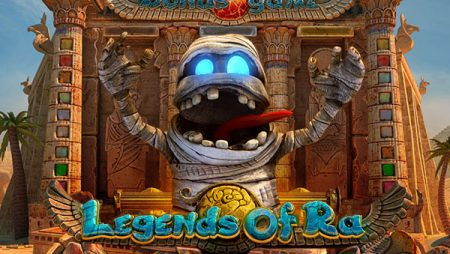 Legends of Ra – A Trip To Ancient Egypt