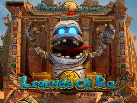 Legends of Ra Slot Review