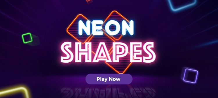 Neon-Shapes