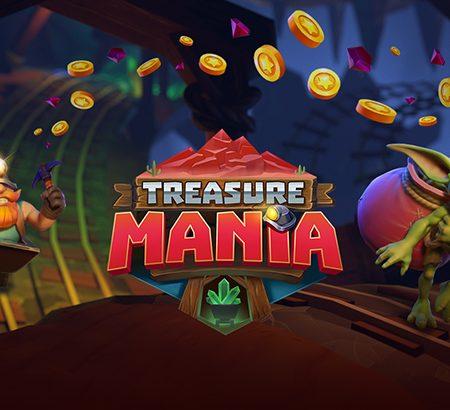 Treasure Mania – Evoplay's New Release