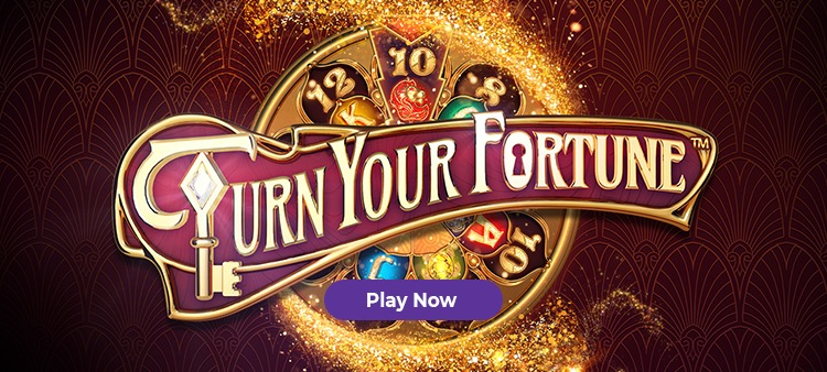 play Turn-Your-Fortune slot game at lilibet casino