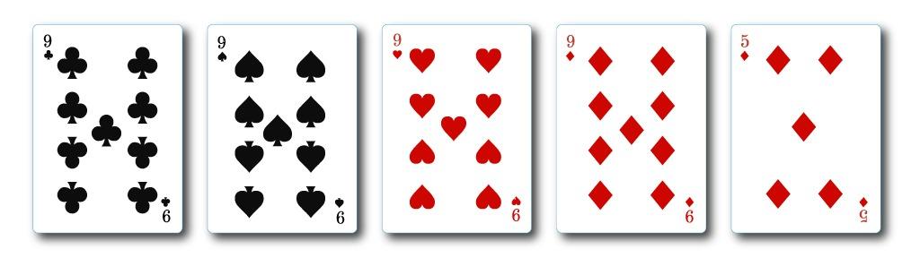 four hand casino hold'em