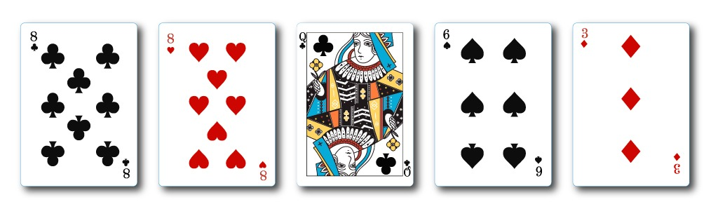 one-pair hand casino hold'em
