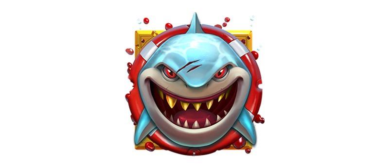 razor shark slot game wild-symbol