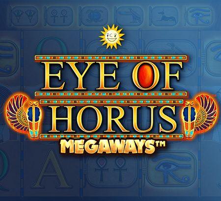Play Eye of Horus Slot for Real Money