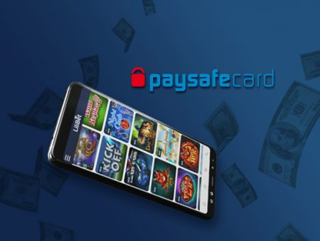 How To Deposit With Paysafecard?