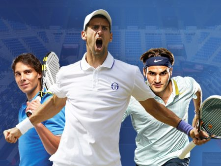 Top 10 Men's Tennis Players of All Time
