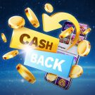30% WEEKEND CASHBACK BONUS UP TO 1,000 EUR