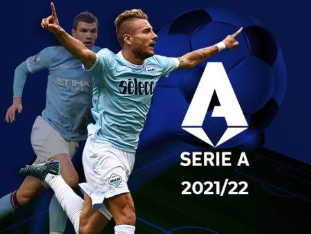 Serie A – Stats, Top Scorers & Schedule